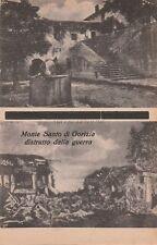 * WWI - Monte Santo di Gorizia distrutto dalla guerra (10)