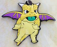 Dragon Quest Dragon Kid Rubber Mascot Ball Chain JAPAN GAME WARRIOR