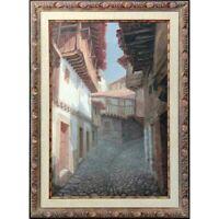 Juan Jose Morera Garrido (Spanish, 20th century) oil painting on canvas, 1968.