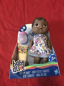 2017 Hasbro Baby Alive Toy with Original Box