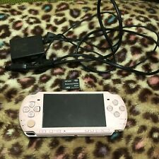 Used PSP-3000ZP SONY Blossom Pink Playstation Portable Body set F/S from Japan