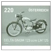 Austria 2015 - Motorräder - Delta Gnom 123 ccm LM125 black proof