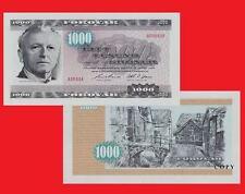 Faroe Islands 1000 Kronur  UNC - Replica/Reproductions