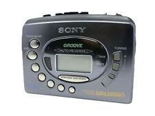 Sony Walkman WM-FX463 TV/FM/AM Radio Cassette Player Tested Works Great !