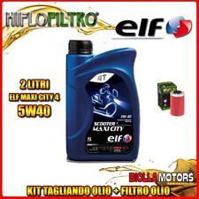 KIT TAGLIANDO 2LT OLIO ELF MAXI CITY 5W40 KTM 690 Enduro 1st Oil Filter 690CC 20