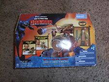 HOW TO TRAIN YOUR DRAGON HICCUP dreamworks BATTLE & COLLAPSE SLINGSHOT