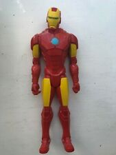 "LARGE 12"" HASBRO MARVEL IRON MAN TITAN HERO SERIES ACTION FIGURE AVENGERS"