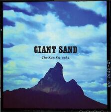 "Giant Sand : The Sun Set - Volume 1 VINYL 12"" Album Box Set 8 discs (2016)"