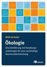 Ökologie|Willfried Nobel|Broschiertes Buch|Deutsch