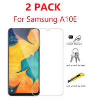 2-Pack For Samsung Galaxy A10e A10E Tempered Glass Clear HD Screen Protector