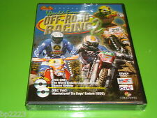 WORLD FAMOUS OFF-ROAD RACING 2- 2 DVD SET-DAVID KNIGHT- NEW-FREE S&H