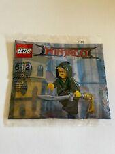Lego The Ninjago Movie Lloyd Minifigure 30609
