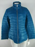 Calvin Klein Women's Packable Full-zip Lightweight Down Puffer Jacket