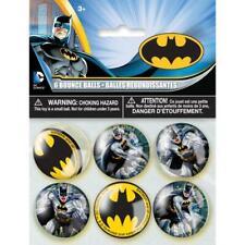 Batman Bounce Balls, 6ct