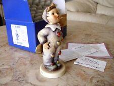New ListingHummel Goebel Figurine # 328 Carnival Boy Fastnacht Carnival New In Box