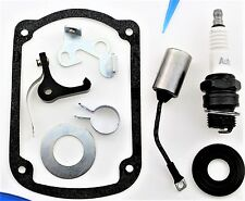 Magneto Points & Condenser Kit for Wisconsin Engine AFH  AGH AHH  FMJ1A7 Y34 F9B