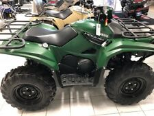 2018 YAMAHA KODIAK 700 / GREEN  / EPS / NEW / WORK OR FUN