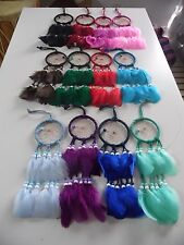 """Wholesale set of 12 Dreamcatchers 3"""",hand made in Mexico,Swap meet vendors,"""