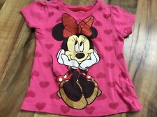 Girls Toddler Shirt/top Size 24m Minnie mouse