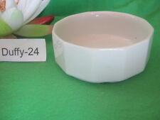Dessertschale 10 cm Polygon weiß Hotelgeschirr stapelbar von Rosenthal  mehr da