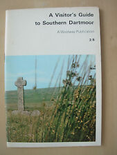 VINTAGE 1960's TOURIST GUIDE - A VISITOR'S GUIDE TO SOUTHERN DARTMOOR