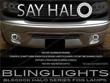 1999 2000 2001 2002 2003 Ford F-150 Halo Fog Lamp Angel Eye Driving Light Kit