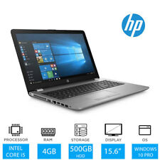 "HP 250 G6 15.6"" Portátil Empresarial Intel Core i5-7200u 4gb RAM 500GB Windows"