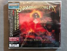 ORANGE GOBLIN - HEALING THROUGH FIRE 2007 CD + DVD JAPANESE VERSION W/OBI SEALED