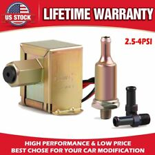 E8012S EP12S 12V Electric Fuel Pump Metal Solid Diesel Petro 2.5-4 PSI 40016G US