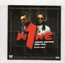 (IH21) One Wine, Machel Montano & Sean Paul ft Major Lazer - 2015 DJ CD