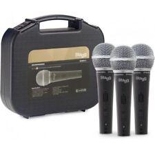 Angebotspaket Mikrofone für Veranstaltungen & DJs mit EIN/AUS-Schalter