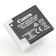 Original Canon Battery Pack NB-11LH NB-11L 3.6v, 800mAh 2.9Wh