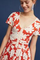 NEW Anthropologie Maeve Summer Breeze Dress size X Small MSRP: $118