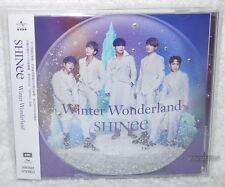SHINee Winter Wonderland Taiwan CD [Japanese Lan.]