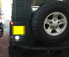 Led Land Rover Defender de marcha atrás + Niebla Led Set 2 Uk proveedor