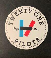Twenty One Pilots Sticker / Decal