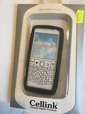 BlackBerry 9100 Pearl Silicon Case in Black SCC5836BK Brand New in Original pack