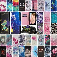 For LG Stylo 4/Stylo 5/K40/K50 Wallet Card Holder Flip Leather Phone Case Cover