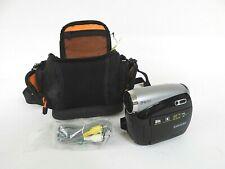 Samsung mini DV digital cam.in Technika carry bag. Spares/repair