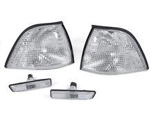 Depo 97 98 99 BMW 3 Series E36 2D/Cabrio Clear Corner Signal + Side Marker Light