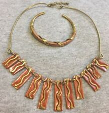Unbranded Copper Costume Necklaces & Pendants 41 - 45 cm Length