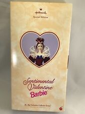 Barbie Sentimental Valentine Hallmark Second In series (25)