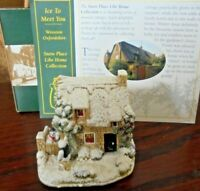 LILLIPUT LANE - L2445 ICE TO MEET YOU - WROXTON, OXFORDSHIRE. WITH BOX & DEEDS