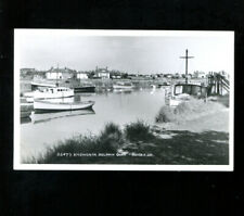 Emsworth Dolphin Quay Judges RP Postcard