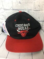 Classic 90s Chicago Bulls NBA Licensed Snapback Hat Cap Drew Pearson NEW