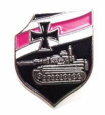 Spilla spilletta Seconda Guerra Mondiale carro armato Panzer-Korps Terzo Reich