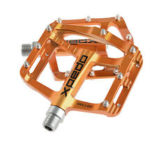 Xpedo XMX24MC MTB BMX Bearing Sealed Magnesium Pedals Platform 9/16'' Gold