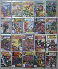 JOURNEY INTO MYSTERY #503-521+ (20) MARVEL COMICS 1996 NM UNREAD COMPLETE SIGNED
