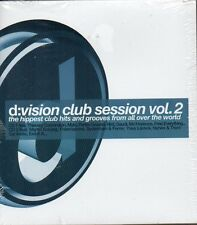 D:VISION CLUB SESSION 2 - 2 CD (NUOVO SIGILLATO)
