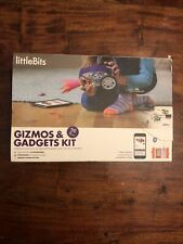 Gizmos & Gadgets Kit 2nd Edition Openbox Littlebits New Gift Kids Robot Program